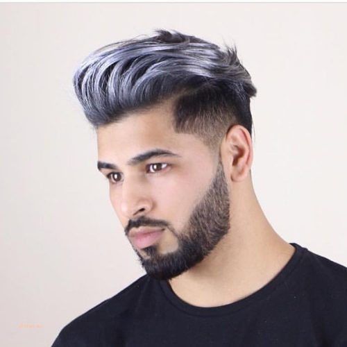 Herren Haar Coloration